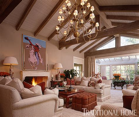 Traditional Rooms by 25 Years Of Beautiful Living Rooms Traditional Home