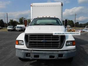 2001 Ford F