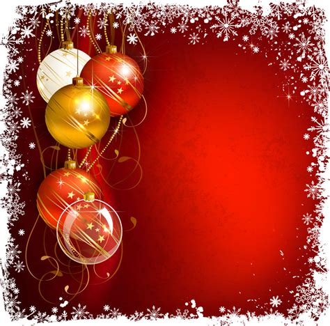 christmas card background vector  vector sources