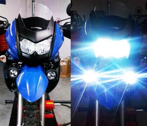 Klr650 Led Light Mounting Bracket Page 2 Adventure Rider
