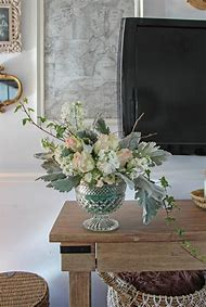 Pedestal Flower Arrangement