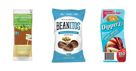 healthy packaged snacks  kids popsugar family