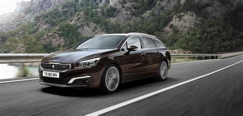 Peugeot Wagon by Peugeot 508 Touring New Car Showroom Wagon Test Drive