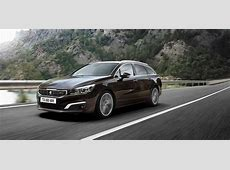 PEUGEOT 508 Touring New Car Showroom Wagon Test Drive