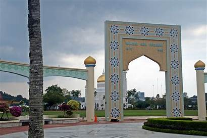 Brunei Perplexing Visit Sultan Bsb Polished Streets