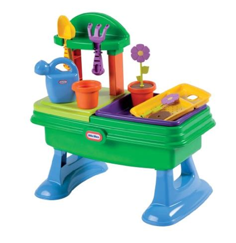 tikes garden table endurro   kids indoor outdoor playsets