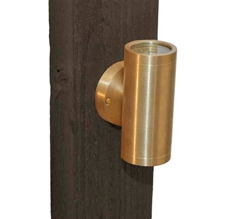 up down light wall solid brass 12v specialty