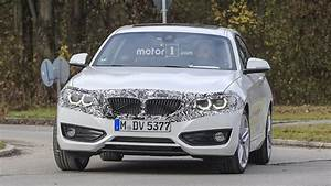 Bmw Serie 2 2017 : 2018 bmw 2 series coupe facelift caught hiding nip and tuck ~ Gottalentnigeria.com Avis de Voitures