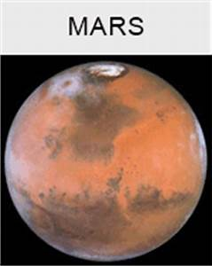 Griffith Observatory - The Planet Mars