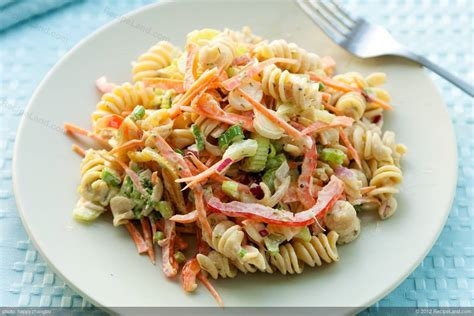 176 recipes in this collection. Low Fat Creamy Pasta Salad Recipe