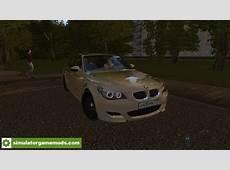 City Car Driving 152 BMW M5 E60 Car Mod Simulator