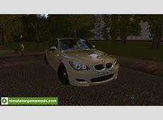 City Car Driving 152 – BMW M5 E60 Car Mod – Simulator