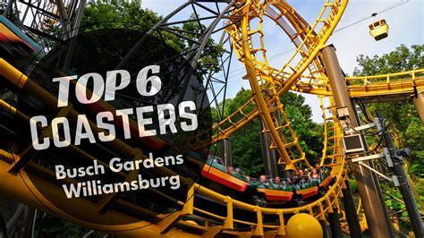 Busch Gardens Williamsburg Roller Coasters Gardening