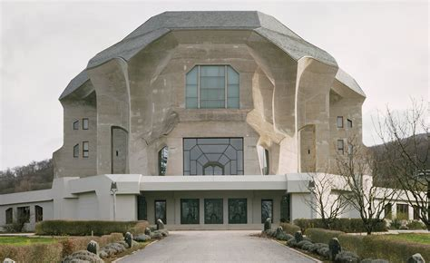 Rudolf Steiner Architektur by On Location At Rudolf Steiner S Goetheanum Wallpaper
