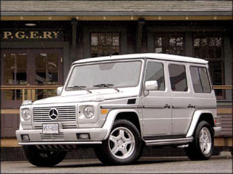 Informative Blog Mercedes Jeep