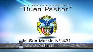 Spot Colegio de Ciencias Buen Pastor 2013 HD YouTube