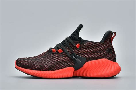 Adidas Alphabounce Instinct Cc M Red Black Bd7113