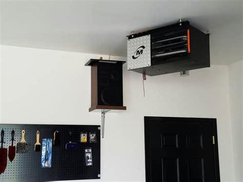modine dawg garage heater garage heater install modine hd45 dawg
