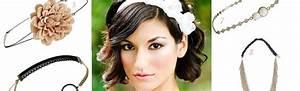 Accessoires Cheveux Courts : comment porter mon voile de mari e coiffure mariage ~ Preciouscoupons.com Idées de Décoration