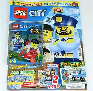 Lego City Magazin : lego city magazin im review die stadt zum durchbl ttern ~ Jslefanu.com Haus und Dekorationen