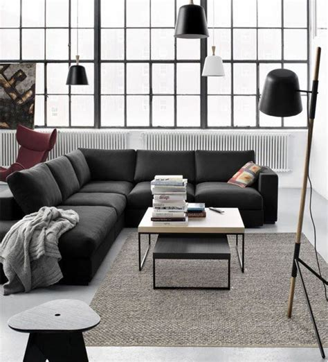 salon avec canapé d angle salon avec canapé angle