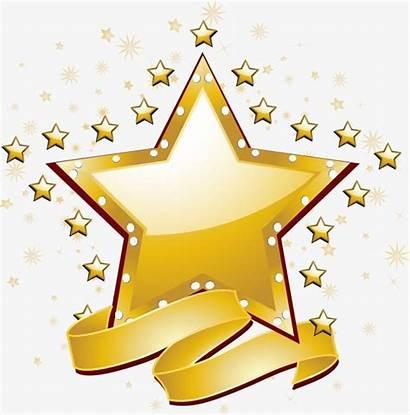 Star Gold Stars Vector Icon Clip Clipart