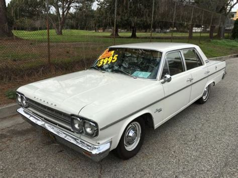 1966 rambler car 1966 amc rambler classic 770 for sale photos technical