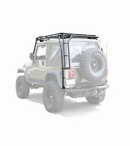 Led Utility Light Jeep Wrangler Tjranger Rack Multi Light Setup Gobi Racks