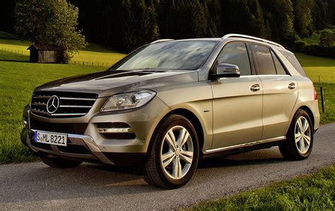 Mercedes M Class by 2014 Mercedes M Class Review Cargurus
