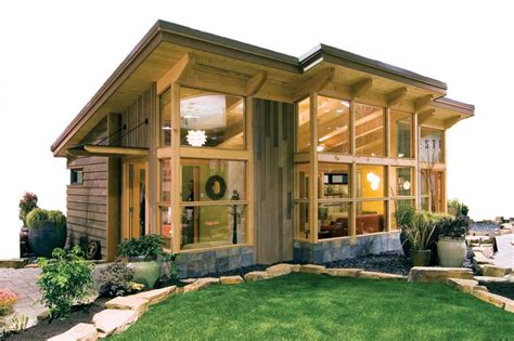 Made in the bay area, our homes are built in half the time of traditional custom homes. Economical Prefab Tiny House Kits