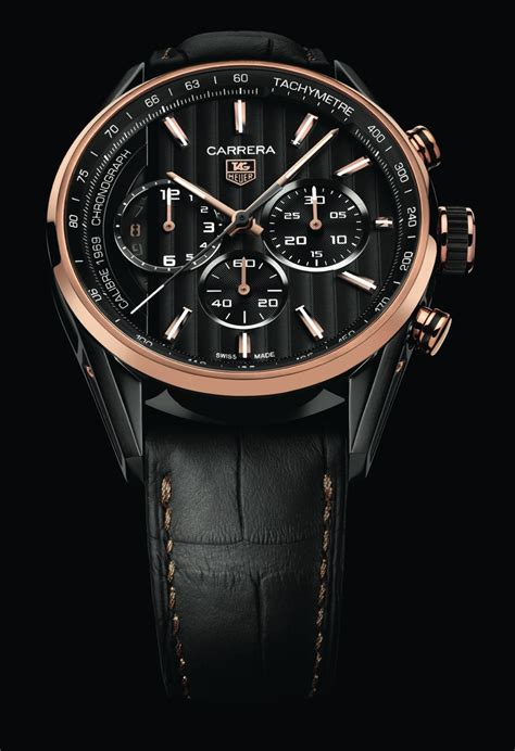 tag heuer space x rosegold brown tag heuer spacex gold pics about space