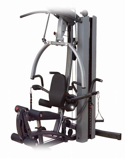 F600 Solid Fusion Bodysolid Personal Equipment Features