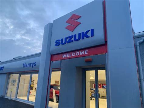 Suzuki Car Dealers Near Me by Henrys Opens State Of The Suzuki Dealership In Glasgow