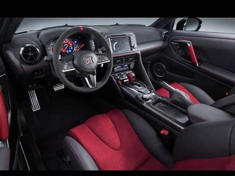 nissan gt  nismo interior youtube
