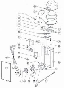 Wiring Diagram Kulka Sharp 2 Pintu