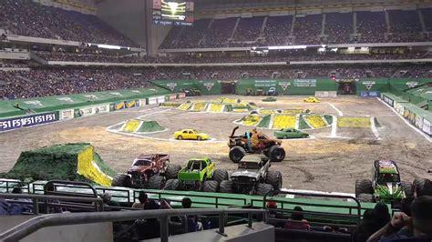 monster truck jam san monster jam 2017 san antonio texas youtube