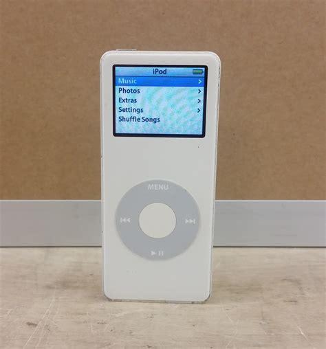 ipod nano 1 generation apple ipod nano 1st a1137 4gb used buy sell electronics