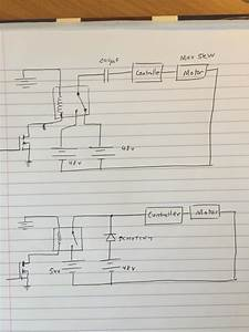 Switches - Using A Contactor Or Relay To Switch Between Two Dc Power Sources