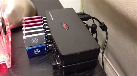 ghs raspberry pi bitcoin miner piminer youtube