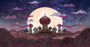 Arabien Nights clipart arabian palace - Pencil and in