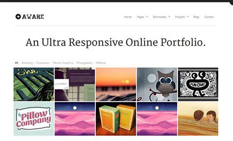 wordpress portfolio 30 responsive portfolio themes to showcase your work lightning rank