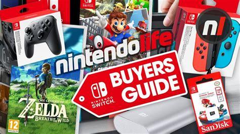 nintendo switch games accessories