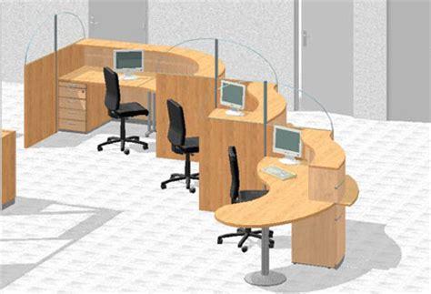 agencement de bureau plans 3d mobilier de bureau