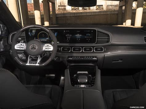 This 2021 e63 looks streamlined and more in line with the rest of the mercedes family. 2021 Mercedes-AMG GLE 63 S Coupe (US-Spec) - Interior, Cockpit | Wallpaper #58 iPad | 1024x768
