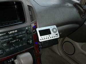 2002 Rx300 - Center Console Display - Clublexus