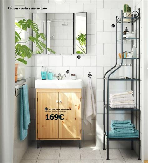 Ikea Meuble De Salle De Bain Salle De Bains Ikea Le Nouveau Catalogue 2017 Est En Ligne C 244 T 233 Maison