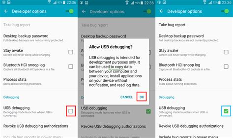 how to debug android noob guide how to enable developer option usb debugging