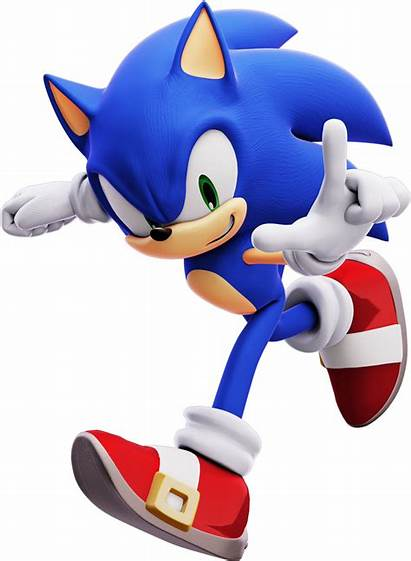 Sonic Transparent Knuckles Svg Running Forces Royalty