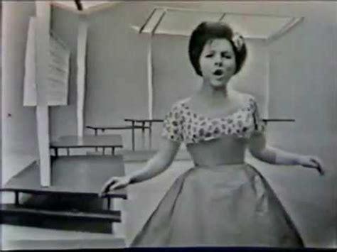 brenda lee yesterday s gone brenda lee all the way live in 1962 youtube 50 s