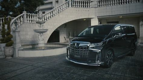 Toyota Alphard Backgrounds by 2019 Toyota Alphard Wallpaper Autoweik